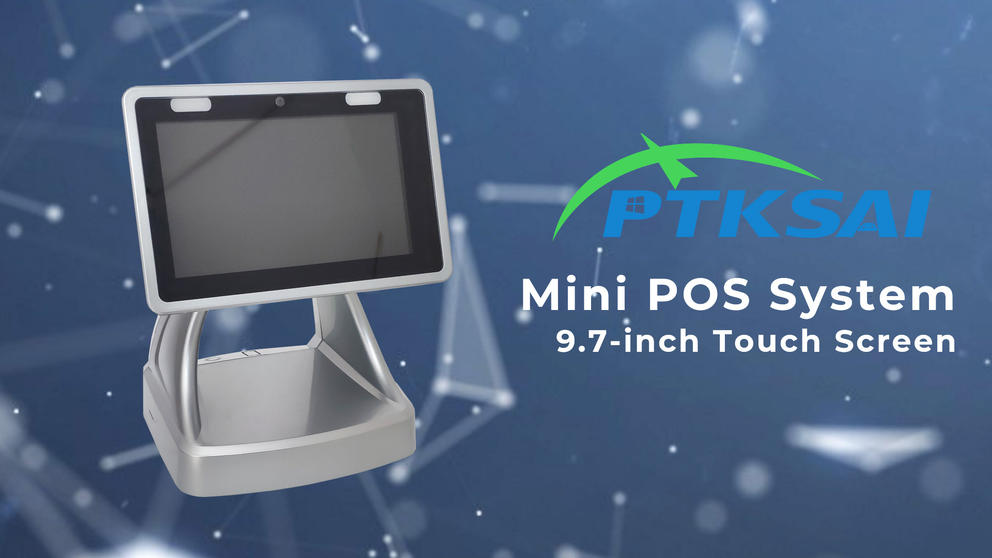 9.7-inch Touch Screen Mini POS System KS-C Design Quick Overview