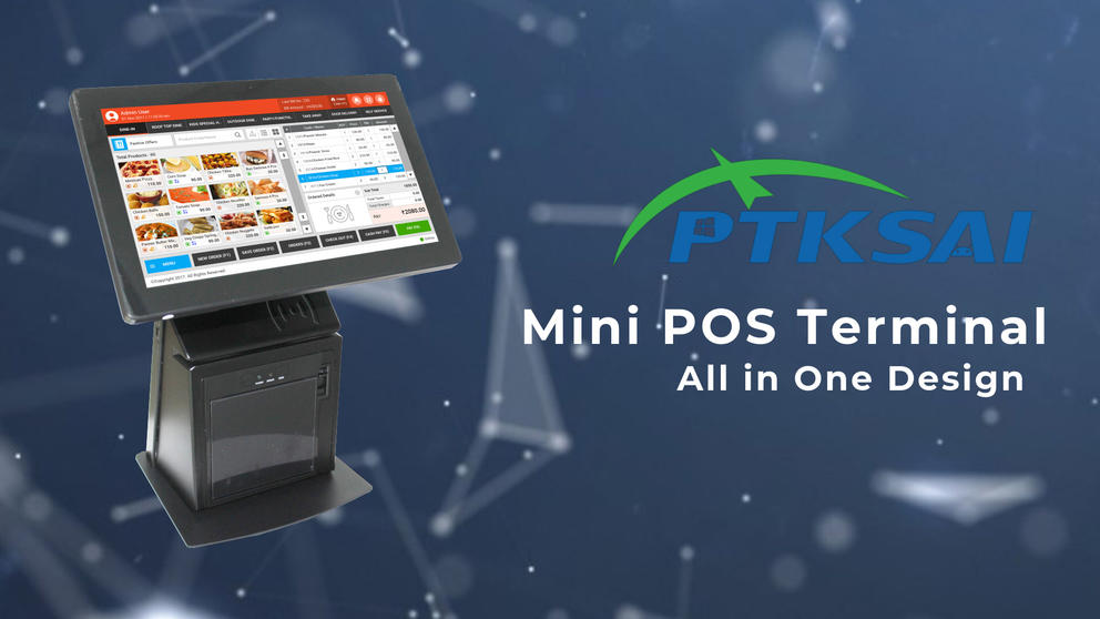 KS-B POS Terminal Operation