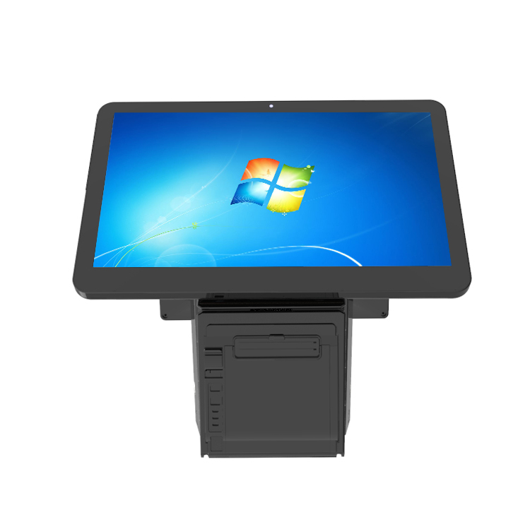 pos terminal- self-service kiosk-all in one pos-PTKSAI