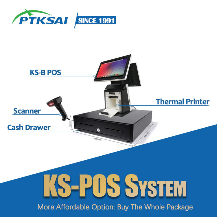 Android Touch Screen Pos System All In One Pos Machines Pos Terminal