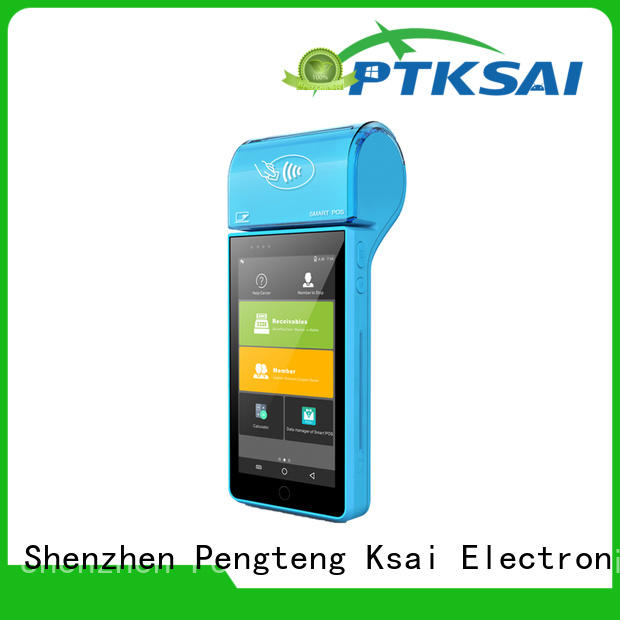 PTKSAI fanless pos payment epos system for small business