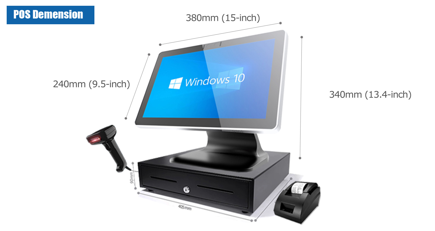 product-156-inch Windows Touch Screen POS Terminal-PTKSAI-img-4