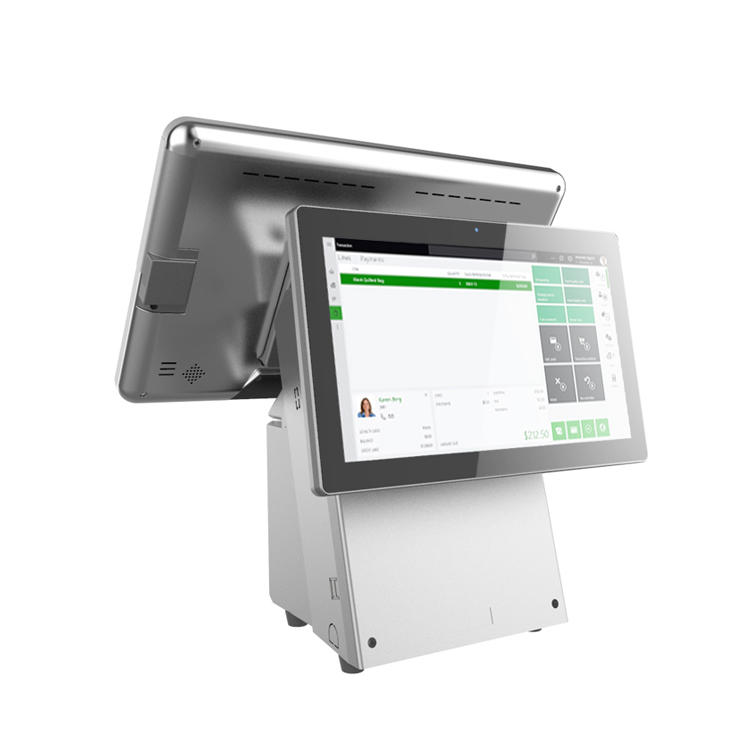 15.6-inch Windows All in One POS Machine with Printer KS-A for Hospitality / Cafe / Cinema
