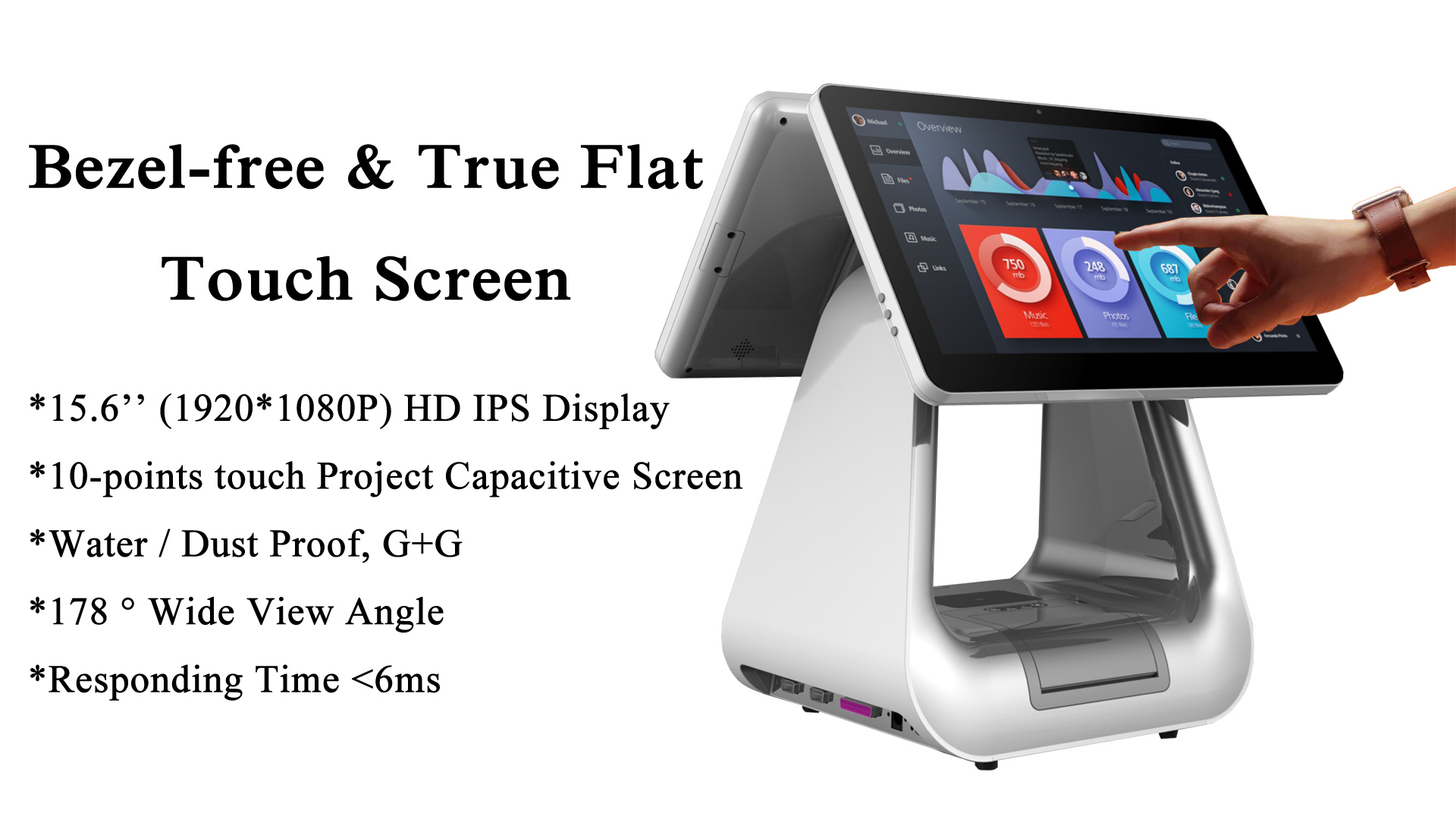 PTKSAI epos point of sale directly sale for payment-3