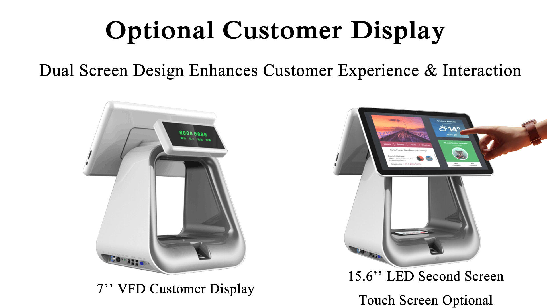 PTKSAI epos point of sale directly sale for payment