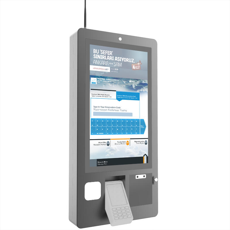 21.5-inch Self Ordering Kiosk Windows