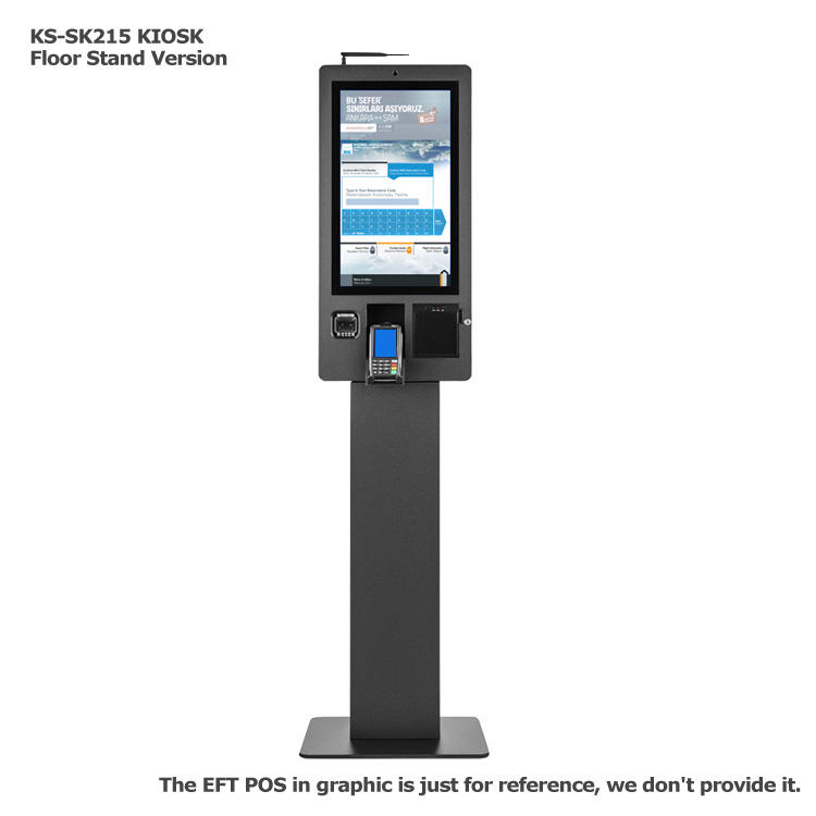 Self Ordering Kiosk Restaurant KS-SK1