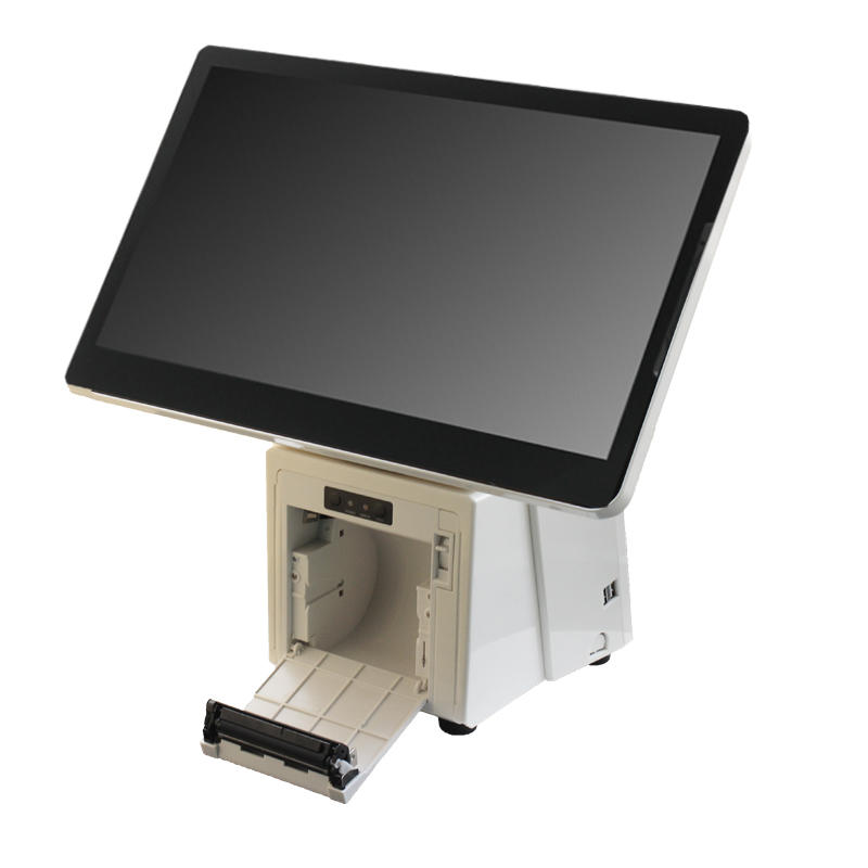 KS-A All in One POS Machine with Integrated Printer