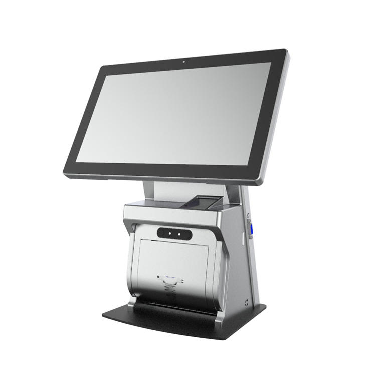 11.6-inch Android All In One POS Machines with Printer KS-B for Restaurant / Bar / Hospitality