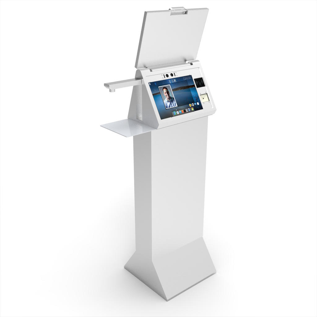 Visitor Management Ticketing & Check-in Self Service Kiosk