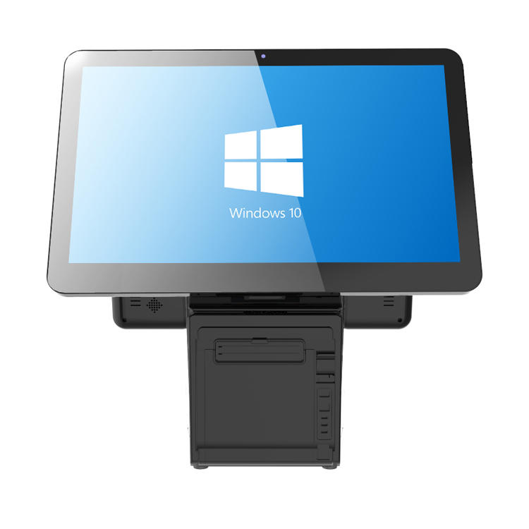 15.6-inch Windows All in One POS Terminal with Printer