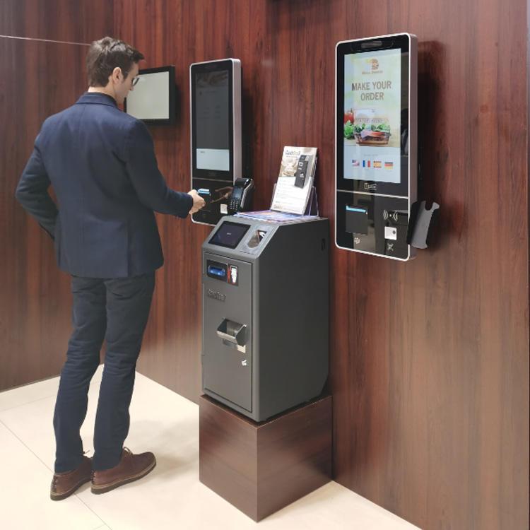 21.5-inch Self Payment Kiosk