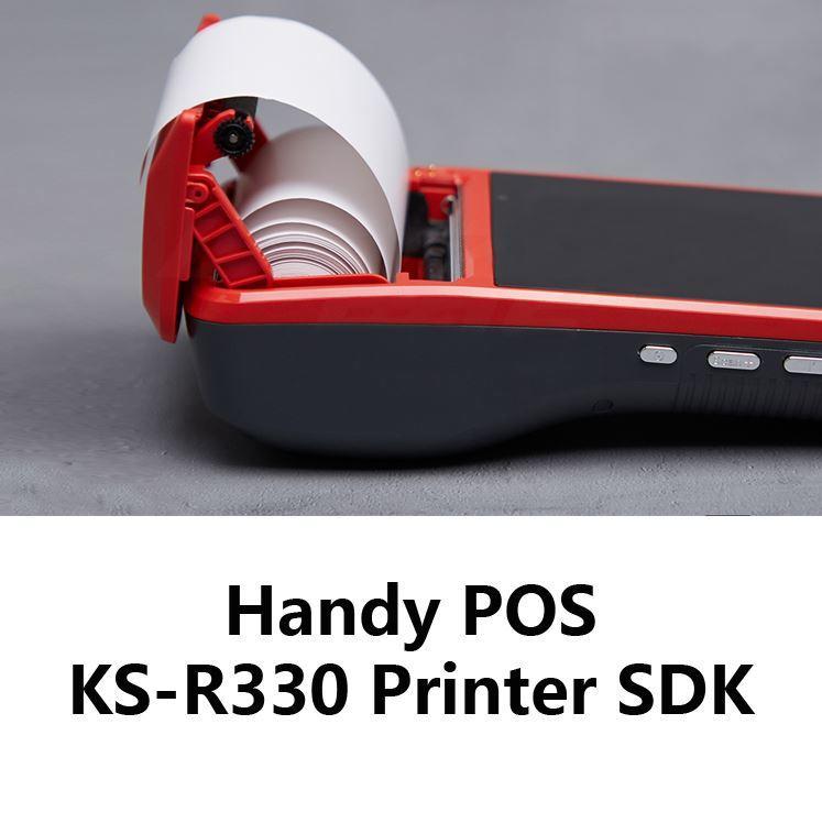 Handy POS KS-R330 Printer SDK