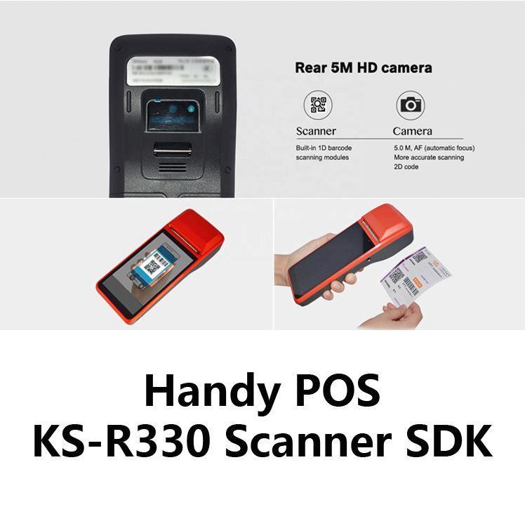 Handy POS KS-R330 Scanner SDK