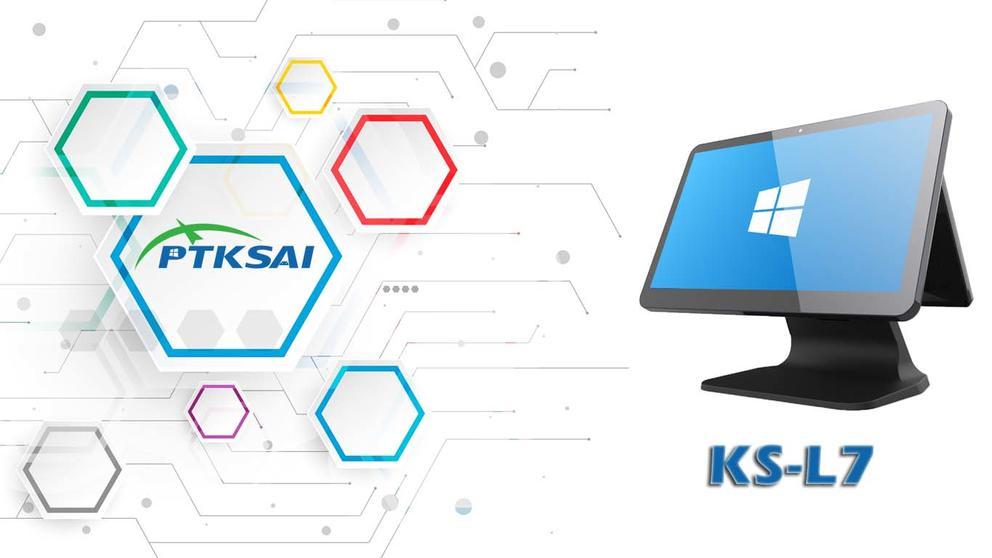 KS-L7 Dual Screen Touch POS Terminal