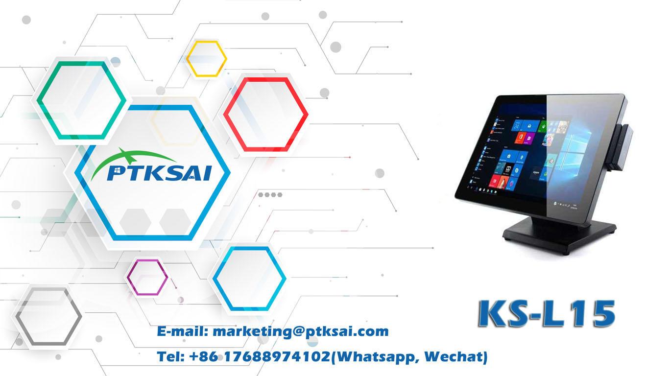15-inch Touch Screen POS Terminal KS-L15