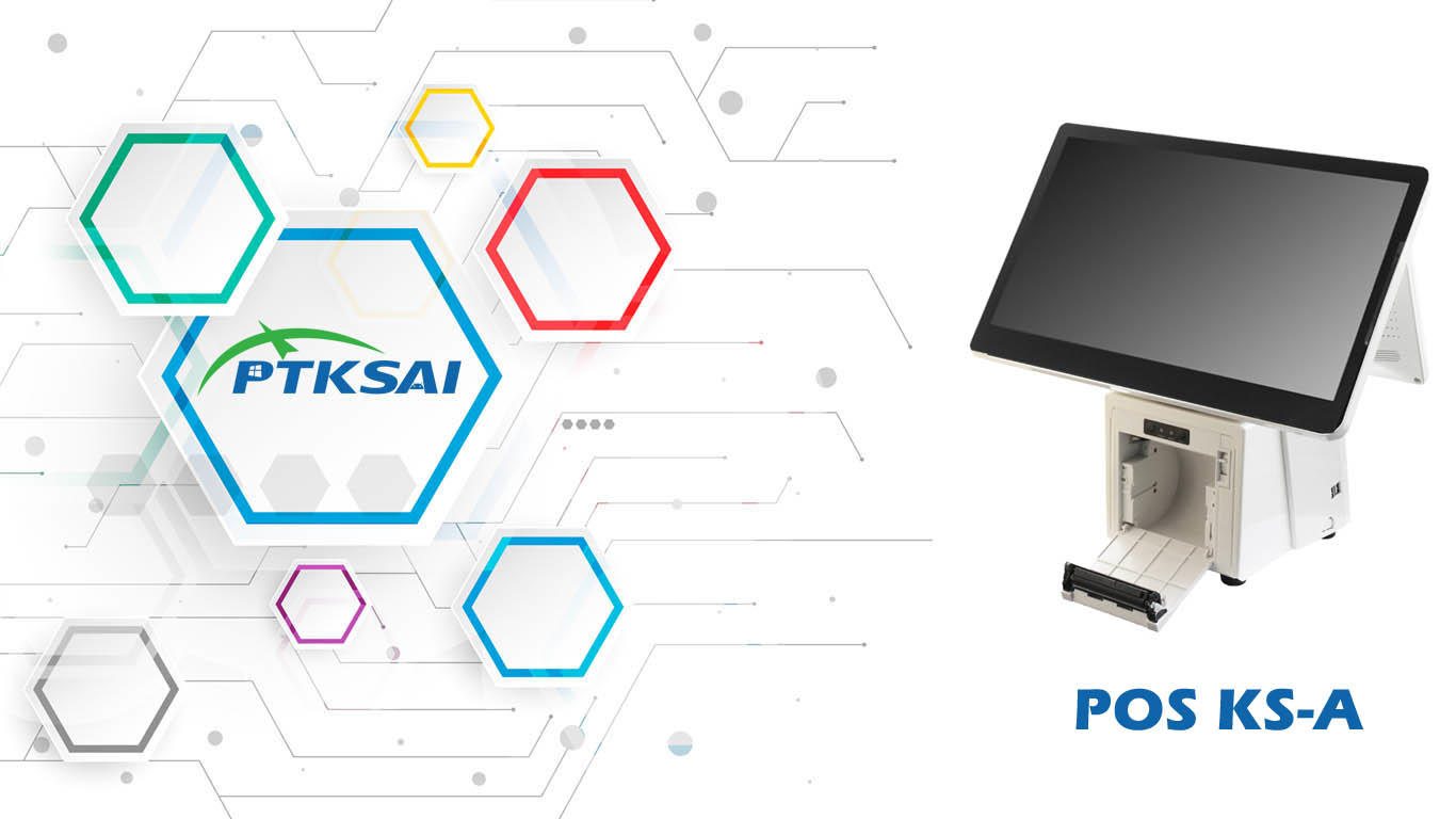 All in One POS Terminal KS-A