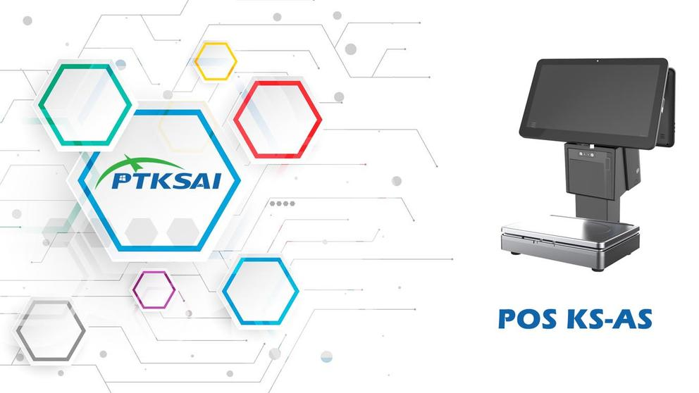 All in One POS Scale KS-AS