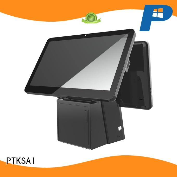 all in one touch pos epos system for self service PTKSAI