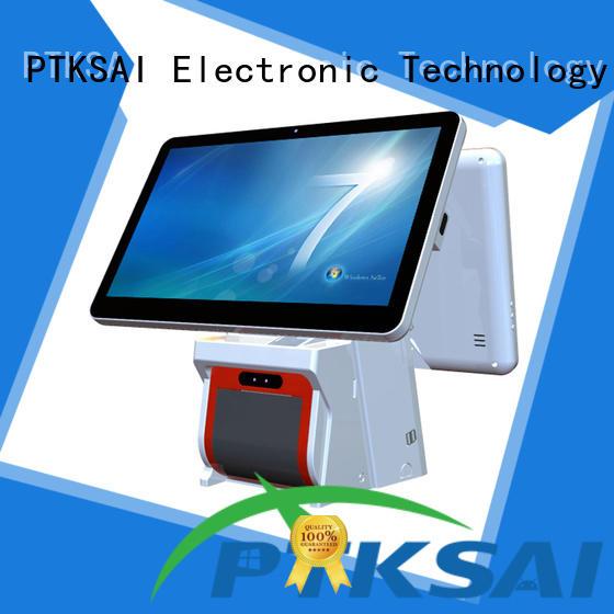 PTKSAI integrated point of sale cash register windows for restaurants