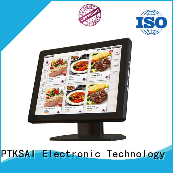 android touch inch PTKSAI Brand mobile pos system supplier