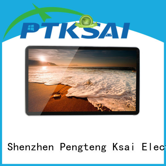 PTKSAI ksam digital signage screens with led panel for advertising