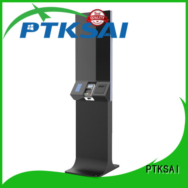 fhd self checkout kiosk inch for payment PTKSAI