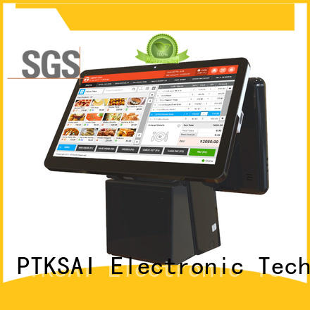Hot all retail pos machine cash PTKSAI Brand