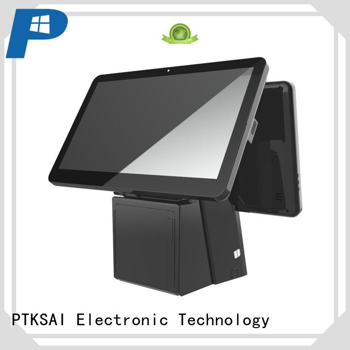 all in one pos with auto cutter for sale PTKSAI