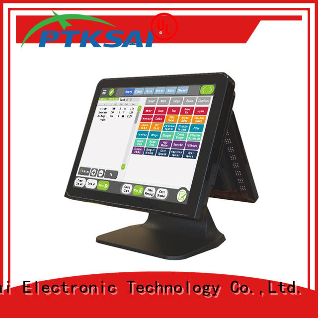 Hot mobile pos system screen PTKSAI Brand