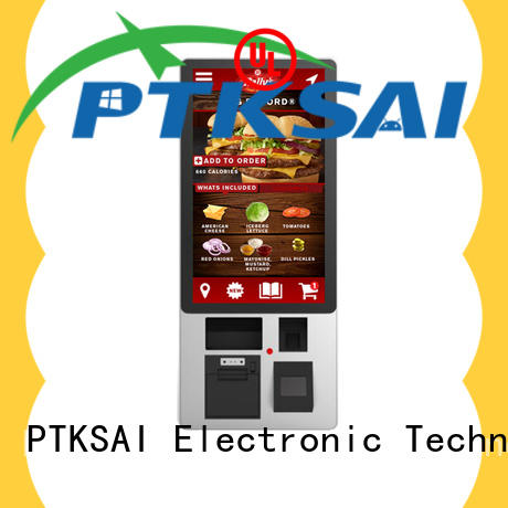 self checkout kiosk kiosk service PTKSAI