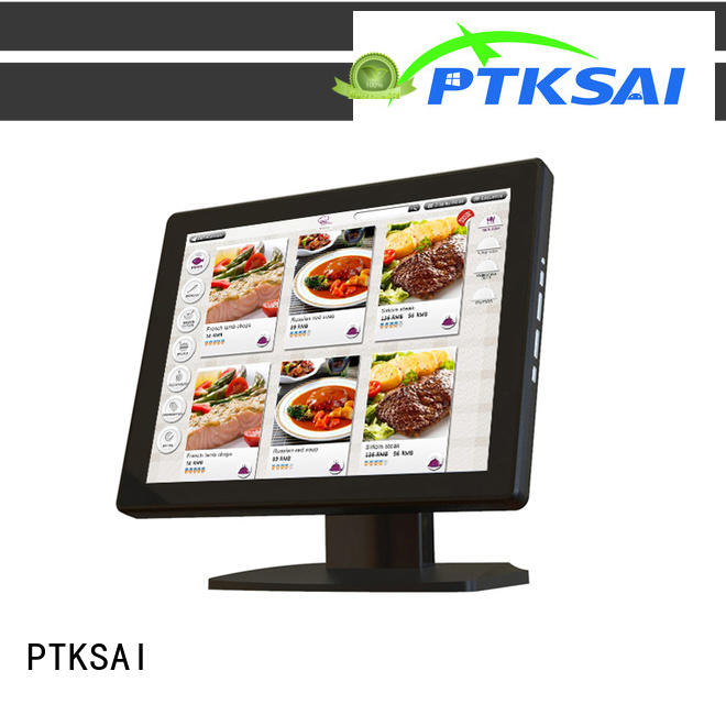 PTKSAI touch portable pos system with for