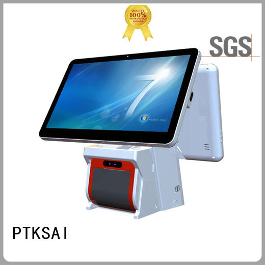PTKSAI high quality pos system machine for business for sale