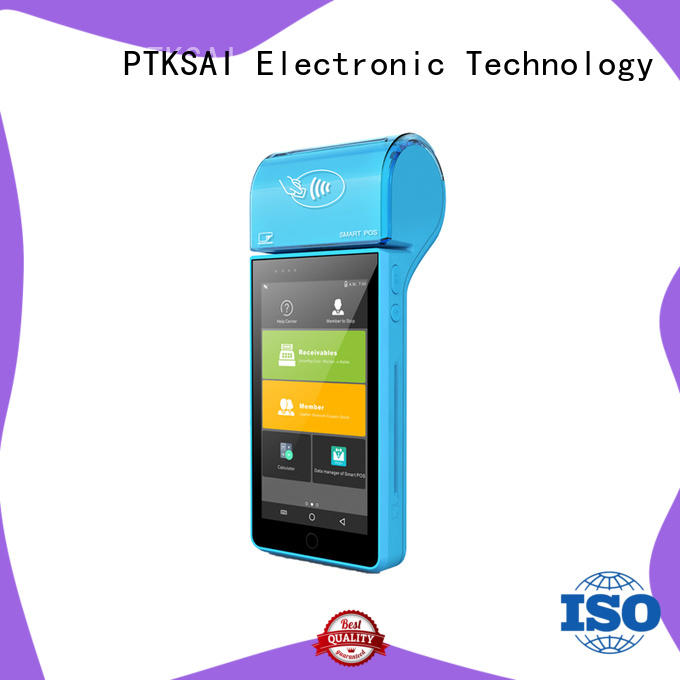 ordering mobile point of sale devices with customer display for restaurants and bars