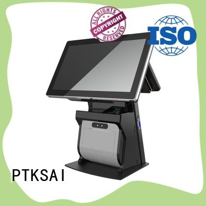 PTKSAI practical pos cash register supplier for payment