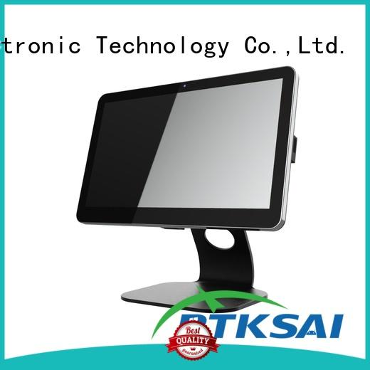 mini mobile pos system with printer for payment