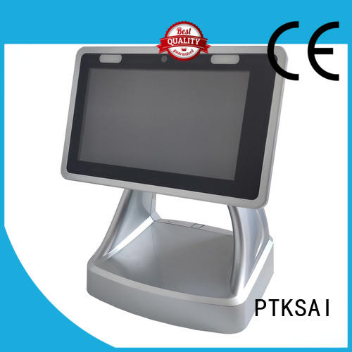 PTKSAI pos devices with smart card reader for restaurants and bars