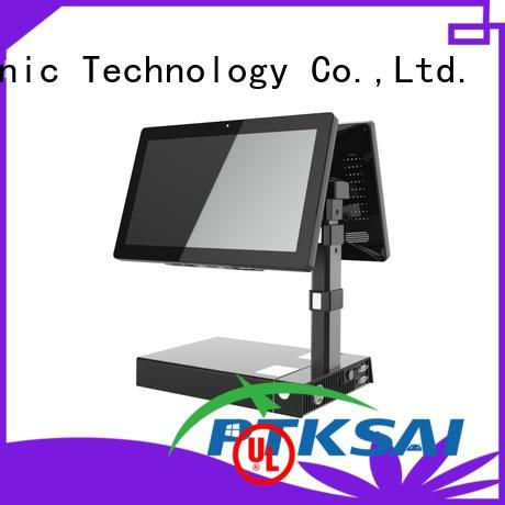 PTKSAI portable pos system mobile for payment