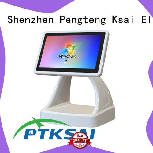 PTKSAI food mobile pos machine ksf for restaurants and bars