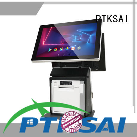 PTKSAI mobile pos machine suppliers for restaurants and bars