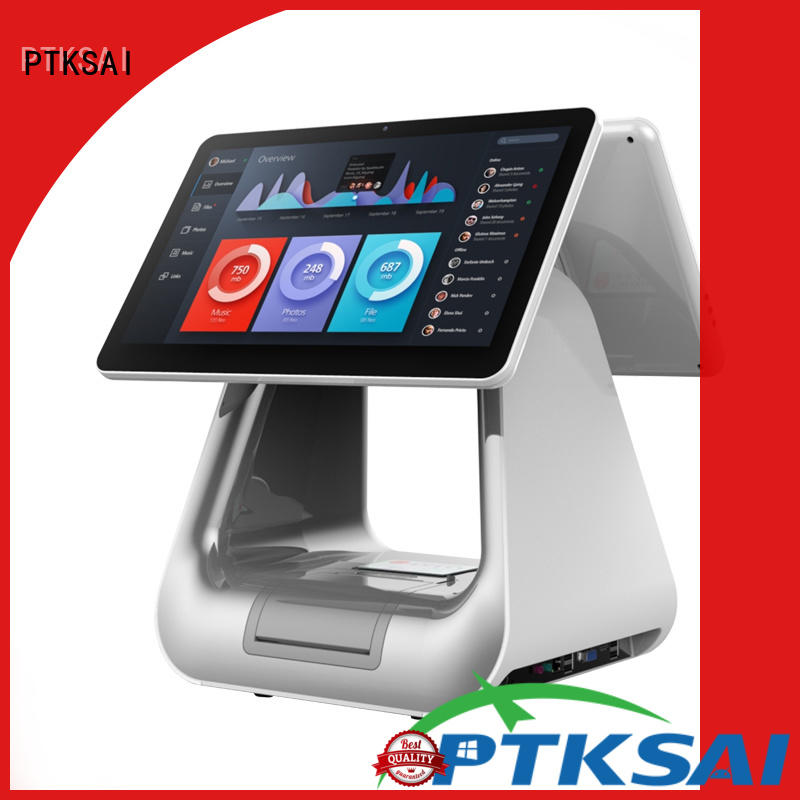 Quality PTKSAI Brand retail pos machine billing