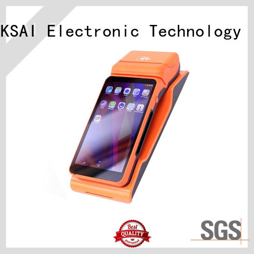 fanless mobile pos for restaurants with smart card reader for payment PTKSAI