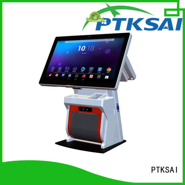 PTKSAI Brand cash retail pos machine one supplier