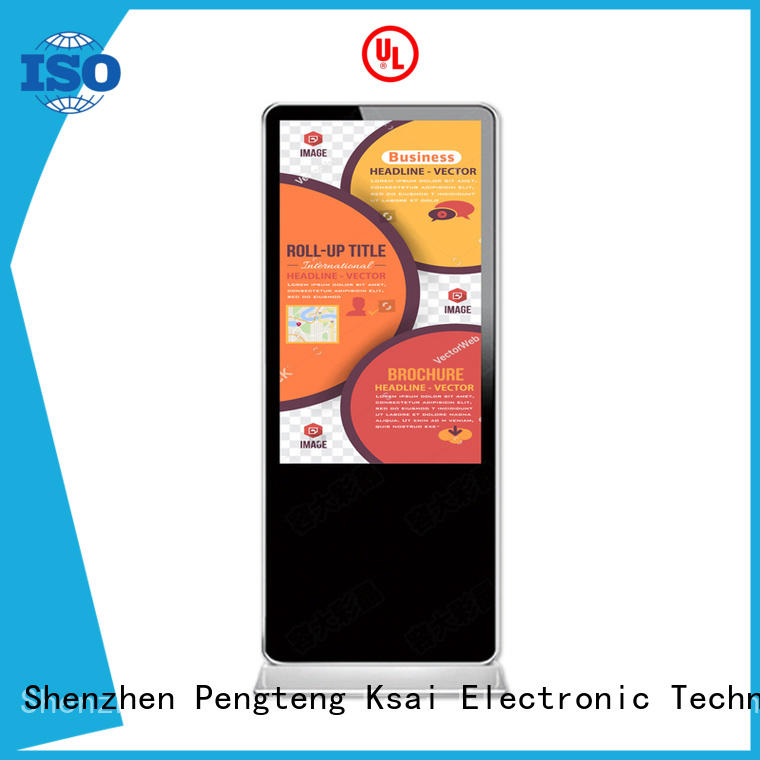 led digital signage with led panel for sale PTKSAI