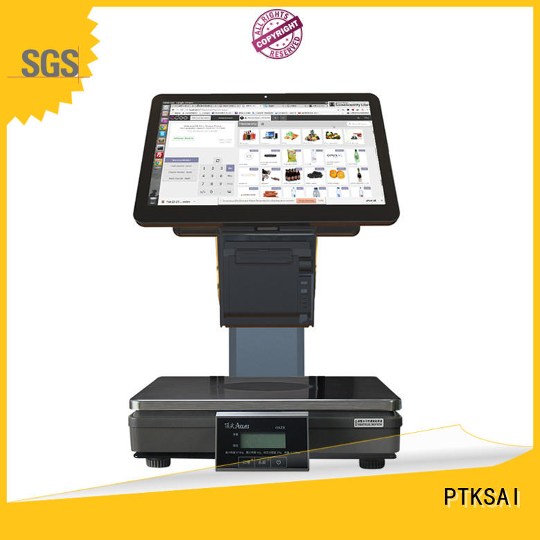 pc pos system for self service PTKSAI