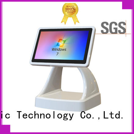 PTKSAI Brand touch screen mobile pos system inch factory