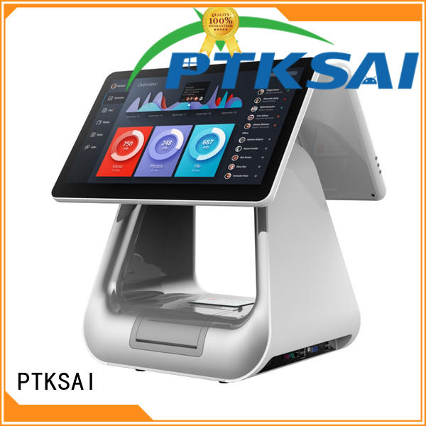 PTKSAI fashion all in one epos system company for self service