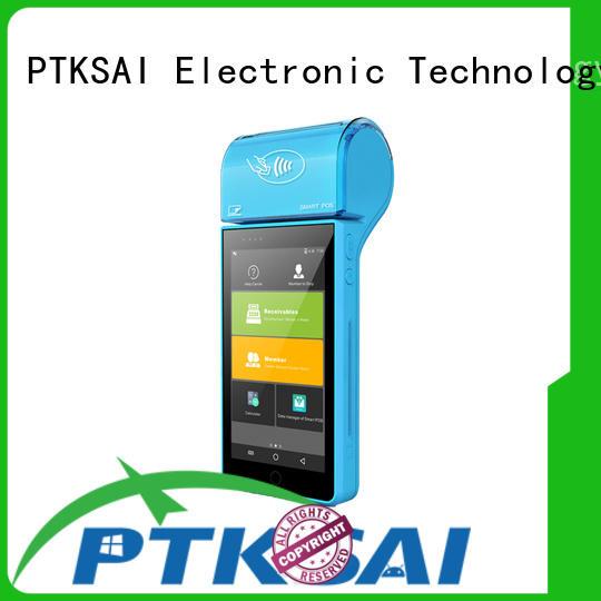 terminal portable pos system processor for