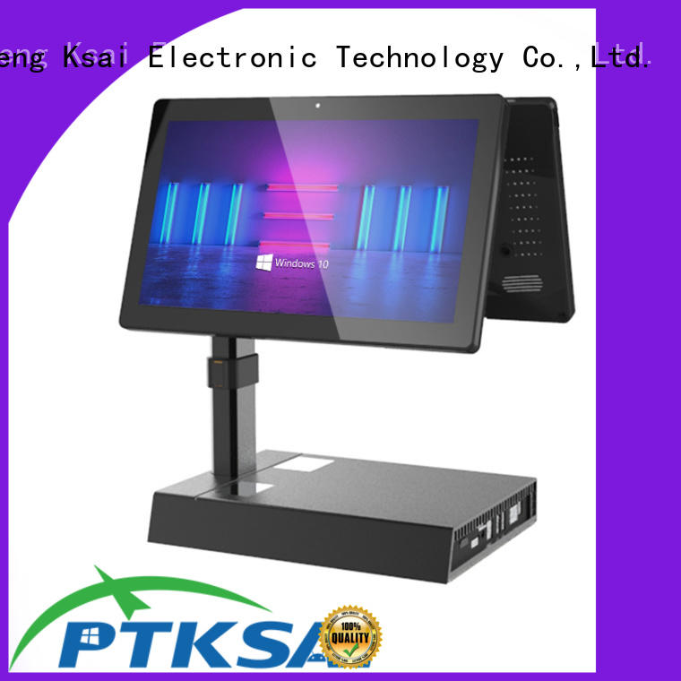 PTKSAI energy-saving pos all in one touchscreen best manufacturer for promotion