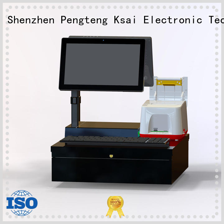 retailing register restaurant cash register systems scanners PTKSAI Brand